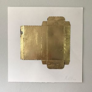 Objects to be Centered on Much Larger Sheets of Paper (one)